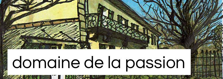 Domaine de la Passion Logo